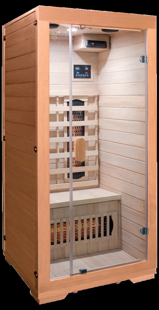 Sauna Infrared Malaga Mini